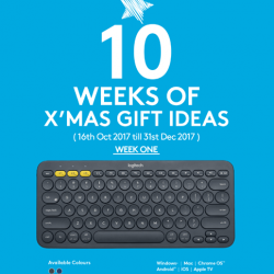 [Newstead Technologies] Here's the 2nd week of Logitech gifting ideas!