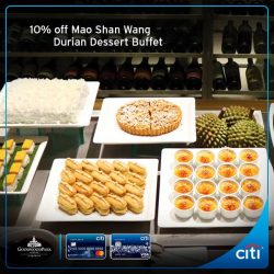[Citibank ATM] Calling all durian lovers!