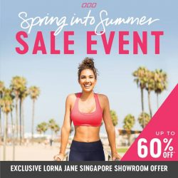 [Lorna Jane] Do not forget our showroom sale starts tomorrow!