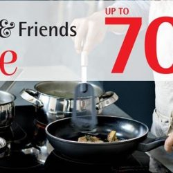 Metro Centrepoint: WMF Family & Friends Sale with Up to 70% OFF Cookware