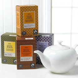 [Marks & Spencer] This Mid-Autumn Festival, if you are unwinding with mooncakes, pair them with our M&S Tea range for a