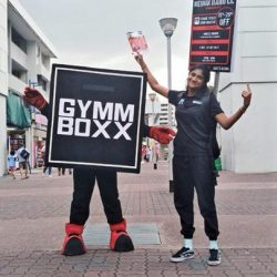 [GYMM BOXX Silver] Last chance to sign up for Kebun Baru GYMMBOXX membership at 20% off*!