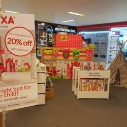 [FLEXA] It's our last day at United Square Shopping Mall- The Kids Learning Mall's Livewell Baby Championships 2017!