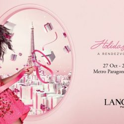 [Lancome] Stand a chance to win $300 worth of Lancome products, a Ztyleco - Singapore Personalize Gifts customized bangle and 2 free