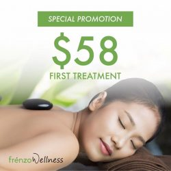 [Frenzo Spa & Wellness] Suffering from regular neck and shoulder pain?