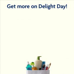 [UOB ATM] Be extra delighted with your health and beauty buys on Delight Day!
