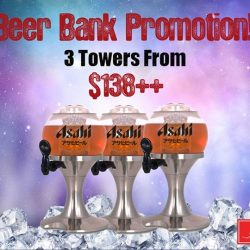 [fumee.deli.bar+cigar] Our Beer Bank Promo is back!