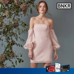 [UOB ATM] Australian store BNKR is THE destination for the freshest selection of clothing.