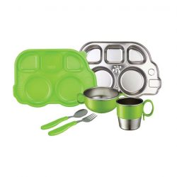 [Compass One] Innobaby Din Din Smart Mealtime Set is selling at $49 ( U.