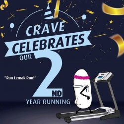 [CRAVE] Run Lemak Run!