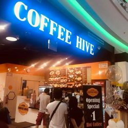 [Coffee Hive] Rivervale Mall Coffee Hive has officially opened!