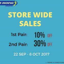 [Dr Kong] Promotion is happening now!