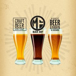 [Morganfield's] Have you registered for your free beer yet?