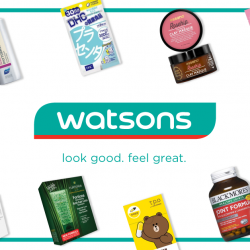 [Standard Chartered Bank] Shop for your everyday essentials at Watsons.