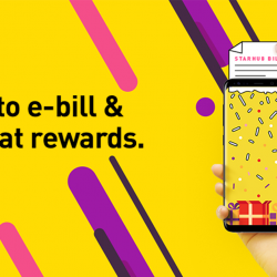 [StarHub] Switch to e-bills by 31 Dec and stand a chance to win a Samsung Galaxy S8 or CapitaVouchers worth
