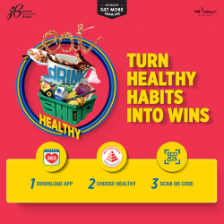 [Mr Bean Singapore] Eat healthy, drink healthy, shop healthy with Mr Bean today!