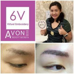 [AVONE BEAUTY SECRETS] Many thanks to sweet customer Christina Koh for her support and affirmation!