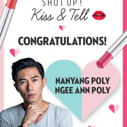 [Etude House Singapore] Save the date Nanyang Polytechnic and Ngee Ann Polytechnic!
