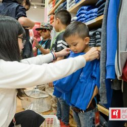 "[Uniqlo Singapore] In celebration of Children's Day, 20 children joined us last weekend at UNIQLO Suntec City for ""My First Outfit"" -"
