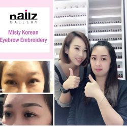 [NAILZ GALLERY] Presented by our professional therapist Alina at HarbourFront Centre [The Cove].