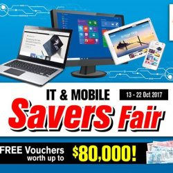 [Best Denki] The IT & Mobile Savers Fair has started!