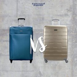 [Universal Traveller] Hardside or softside luggage?