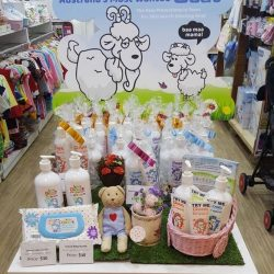 [JOY LUCK CLUB MATERNITY & BABY] Hands up if you are a fan of this Organic Goat Milk collection!