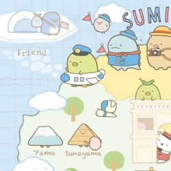 [Seimon-cho] New Series: Summikko Gurashi's World Travel is here!