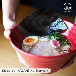 [Ippudo Express] IPPUDO 32ND ANNIVERSARY PROMOTION: $10++ RAMENToday is the day!