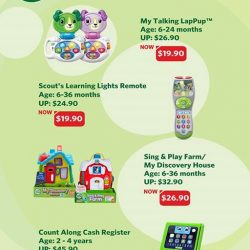 [Gifts Greetings] Beat the Monday blues and leap ahead with LeapFrog!