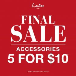 [Lavina] Your last chance to purchase your favourite designs!