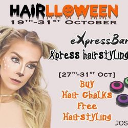 [Jose Eber] Make you Halloween a HAIRlloween!