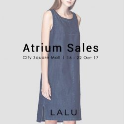 [LALU] Shop with us at City Square Mall!