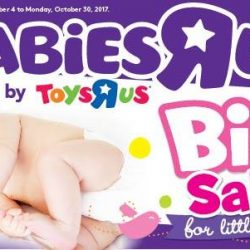 [Babies'R'Us] Get deals specially catered for all the mummies with infants here!