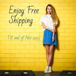 [LMD Collections] Enjoy free shipping till end of Nov 2017 when you purchase online @ https://lmd.