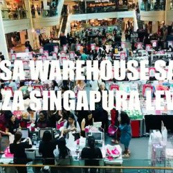 [Sasa Singapore] Added more items (but they're still selling fast!