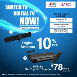[Best Denki] Are you ready to Switch to Digital TV?