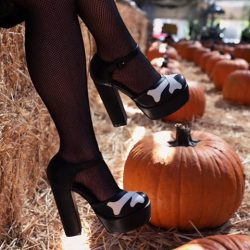 [Iron Fist Clothing] SPOOKY OOKY SHOE SALE - Hey You Guys Platforms only $21.