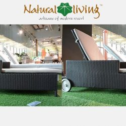 [Natural Living] Natural Living Singapore offers an extensive range of indoor and outdoor furniture, to complement your cosy home.