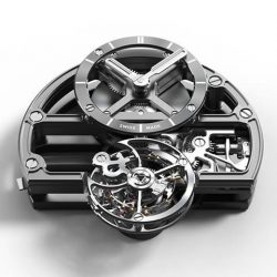 [Cortina Watch] Bell & Ross is taking the BR-X1 Skeleton Tourbillon Sapphire watch to a whole new level.