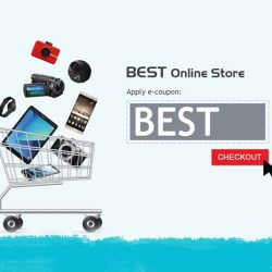 [Best Denki] Shop online and enjoy direct discounts by applying e-coupon codes before checking out!
