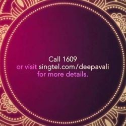 [Singtel] From 16-22 October, enjoy your Deepavali holiday with FREE Preview on Singtel TV and Singtel TV GO!