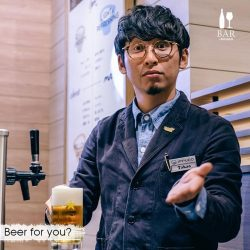 [Ippudo Express] BEER FOR YOU?