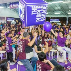 [The Shirt Bar] Join us dressed in purple at Suntec City tomorrow as we support The Purple Parade.