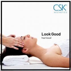 [CSK® Aesthetics] Anti Aging Skin-Care Tips A visit to the spa or a facial can help promote stress relief and relaxation.