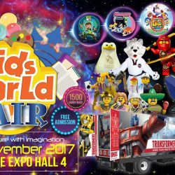 [DIGGERSITE] In collaboration with KIDS WORLD FAIR (FREE Admission), DIGGERSITE is having an exhibition at Singapore EXPO Hall 4 from Friday,