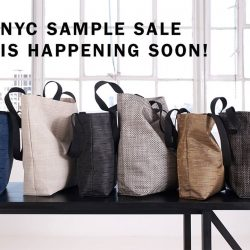 [Chilewich] Our Sample Sale is back!