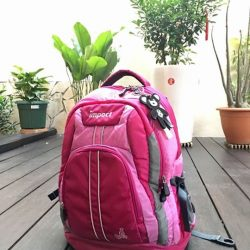 [Ergoworks] Hello guys, this is a Singapore primary 3 student's IMPACT ergonomic bag (model no.