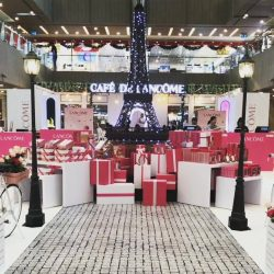 [Lancome] Don't miss 2 more days of 20% off at our Holiday Wonders Atrium at  Paragon Level 1!