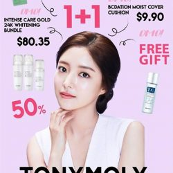 [Tony Moly Singapore] Shout out to all Tonymoly Fans!